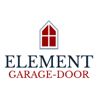 element garage door logo