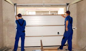 Garage Door Installation Happy Valley