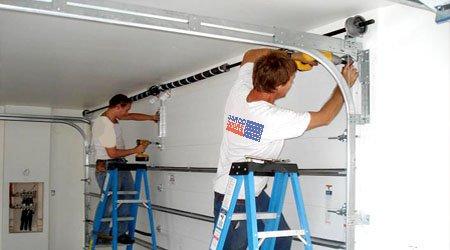garage-door-installation Oak Grove