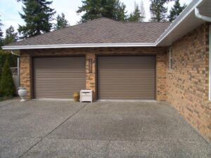 garage door residential Aloha Oregon