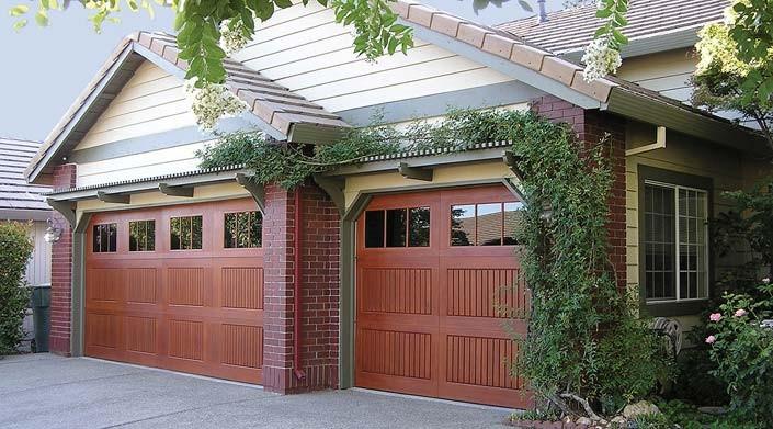 garage door residential Gresham