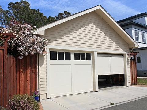 garage door spring repair MILWAUKIE
